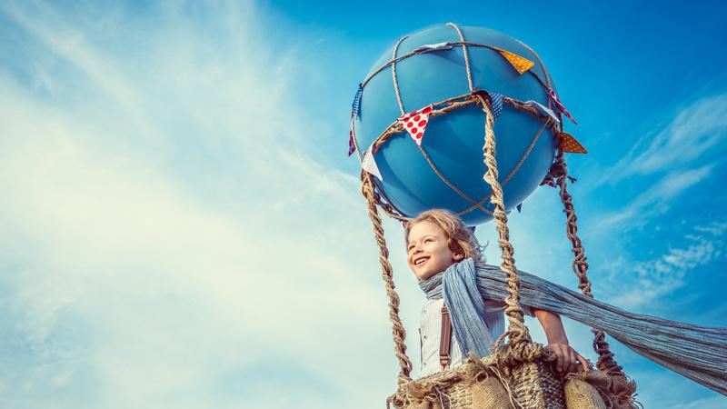 Mil e uma sugestões para voar mais alto no Dia da Criança