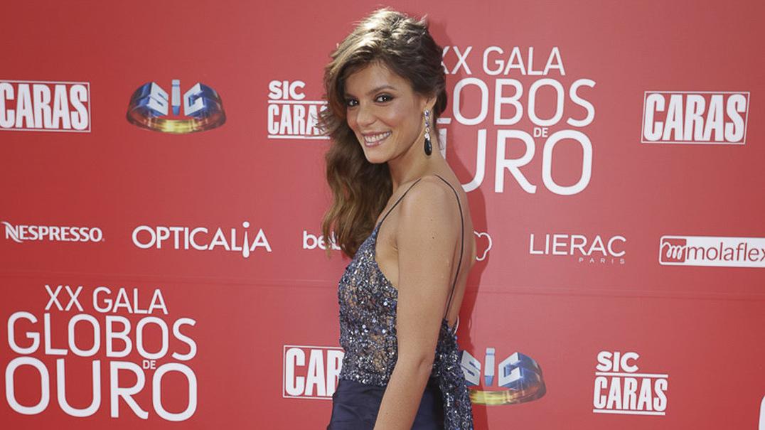 Globos de Ouro: Os visuais que Andreia Rodrigues usou nos últimos anos