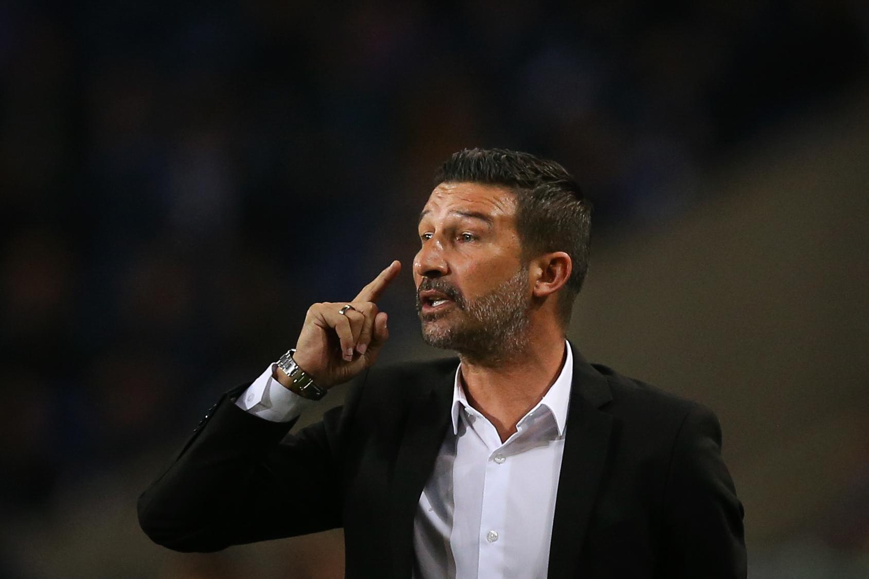 """António Folha: """"Corremos alguns riscos, mas é assim que gosto de jogar"""""""
