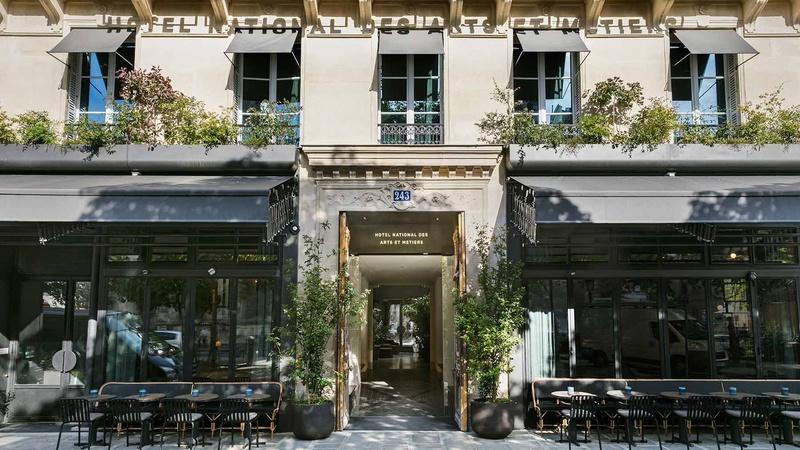 Paris tem dos hotéis mais bonitos do mundo