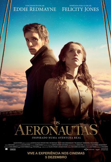 """""""Os Aeronautas"""": ganhe convites para as antestreias"""