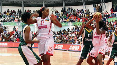 Moçambique defronta Nigéria amanhã às 19h15