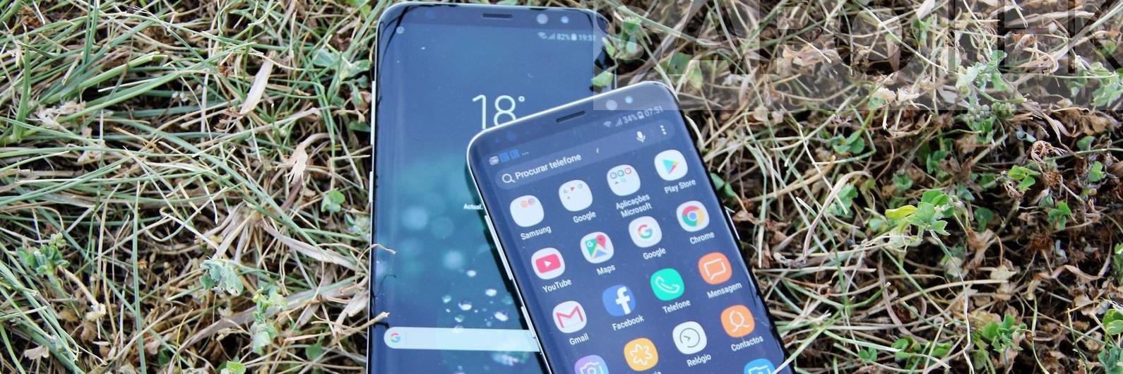 Análise TeK: Samsung S8 e S8+ são dois smartphones feitos para impressionar