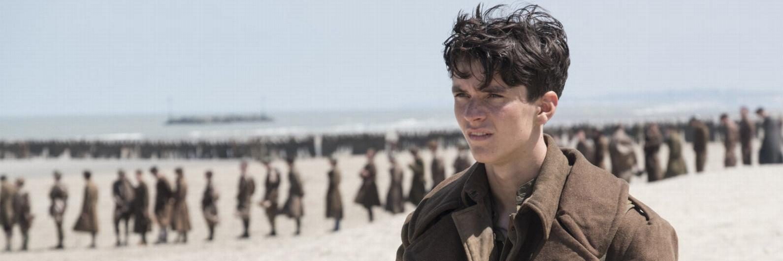 """""""Dunkirk"""": Filme de guerra de Christopher Nolan é um sucesso nas bilheteiras"""