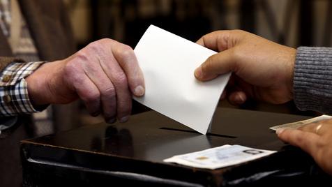 Apelo ao voto!