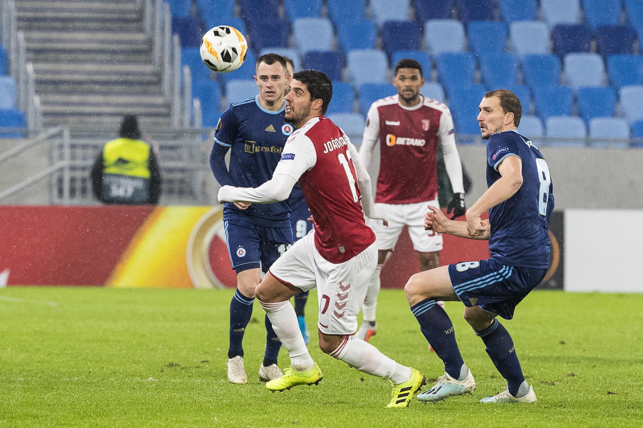 Braga reforça recorde luso com 13.º jogo consecutivo sem perder na Europa