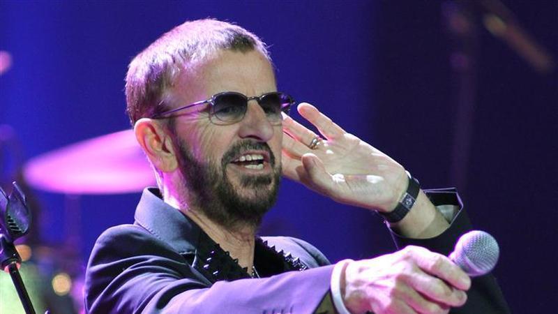 Ringo Starr e Paul McCartney juntos para gravar canção de Lennon
