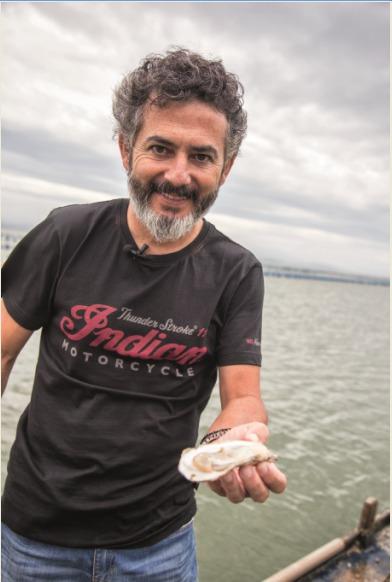 Jaime José Barcelos (restaurante Ostradamus, Florianópolis)