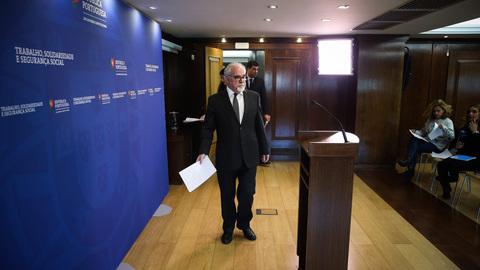 Há seis denúncias de irregularidades à tutela de Vieira da Silva (que não tiveram resposta)