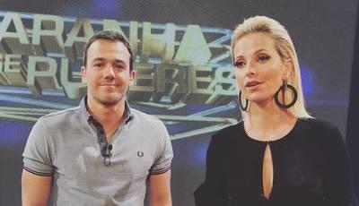 Pedro Teixeira pede Cristina Ferreira em casamento... em novela mexicana no Facebook