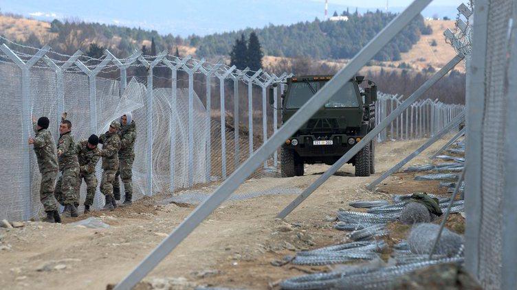 Muro na Macedónia