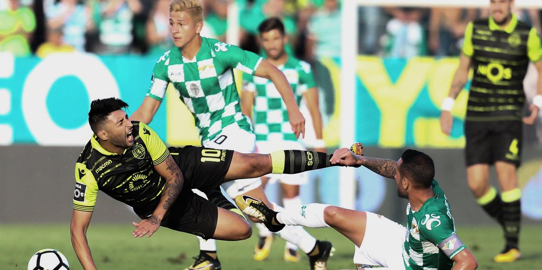 Ruben Lima fora da convocatória do Moreirense para receção ao Braga
