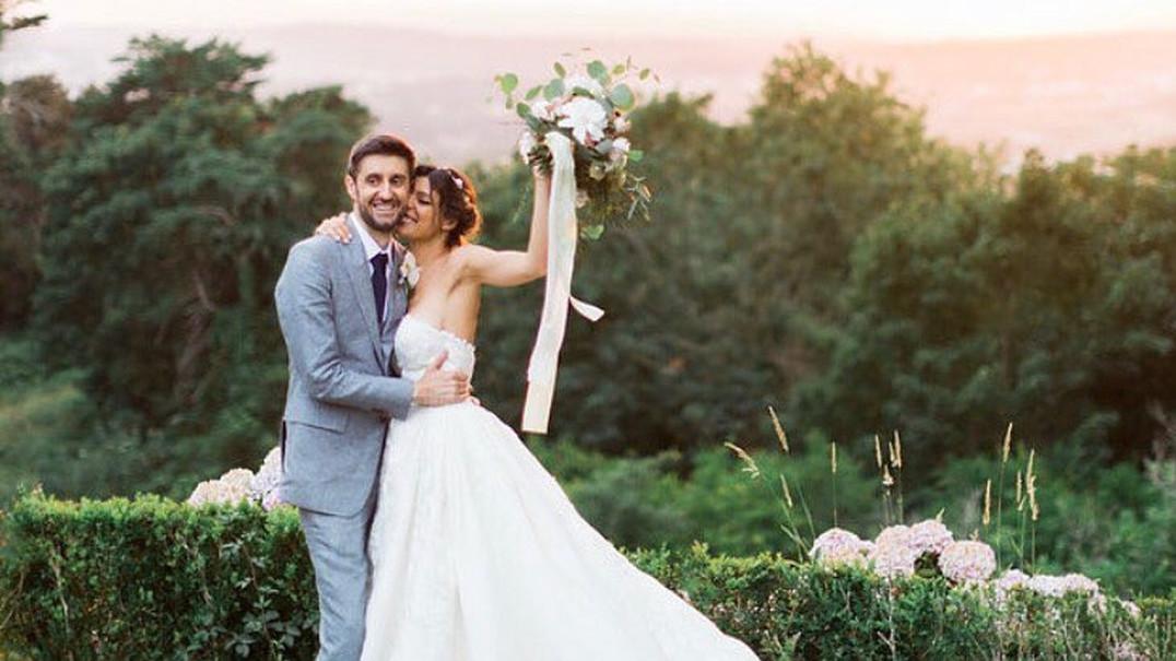 O vídeo do casamento de Andreia Rodrigues e Daniel Oliveira