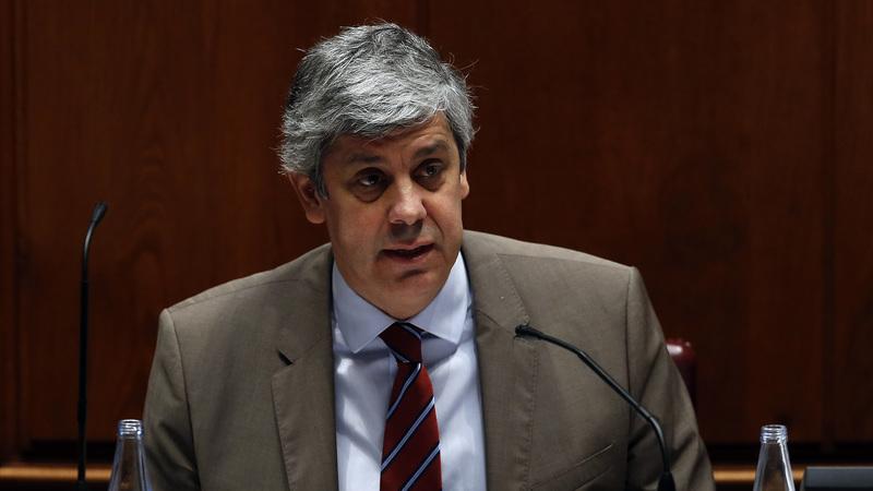 Centeno é ouvido hoje no parlamento sobre a situação da CGD