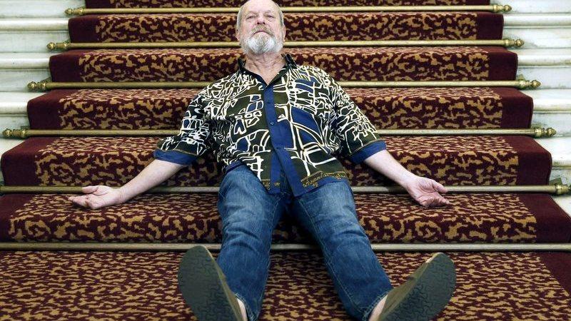 """Terry Gilliam em entrevista: """"Trump é mais engraçado do que os Monty Python """""""