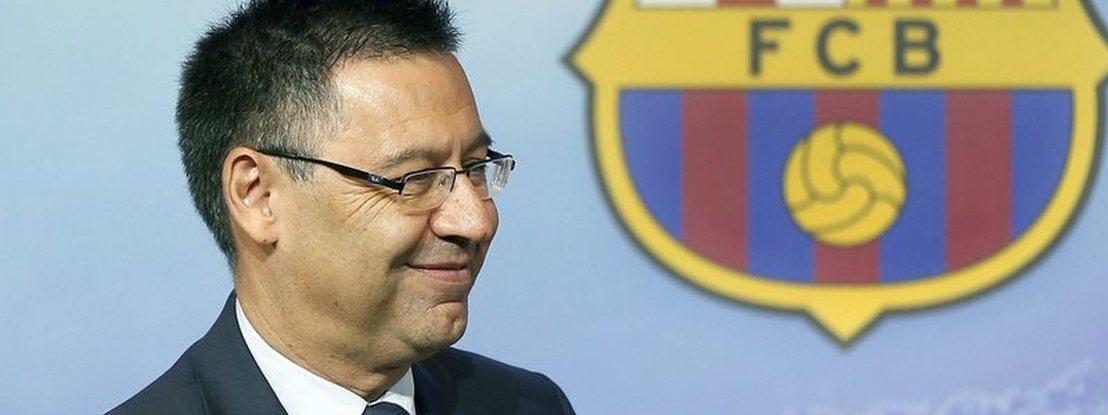 Bartomeu faz as primeiras 'vítimas'. Seis dirigentes do Barcelona apresentam demissão
