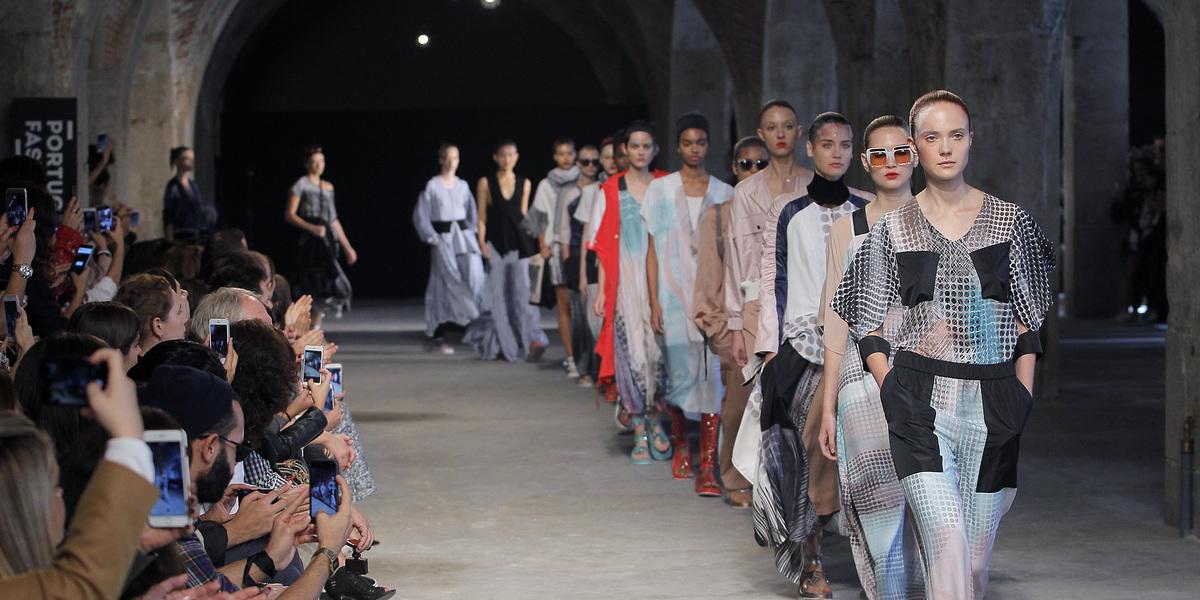 De Katty Xiomara a Luís Buchinho: todos os desfiles do último dia do Portugal Fashion