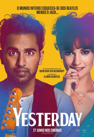 """Yesterday"": ganhe convites para as antestreias"