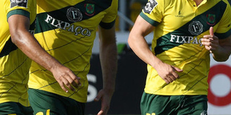 Dylan McGowan nos convocados do Paços de Ferreira para jogo com Feirense