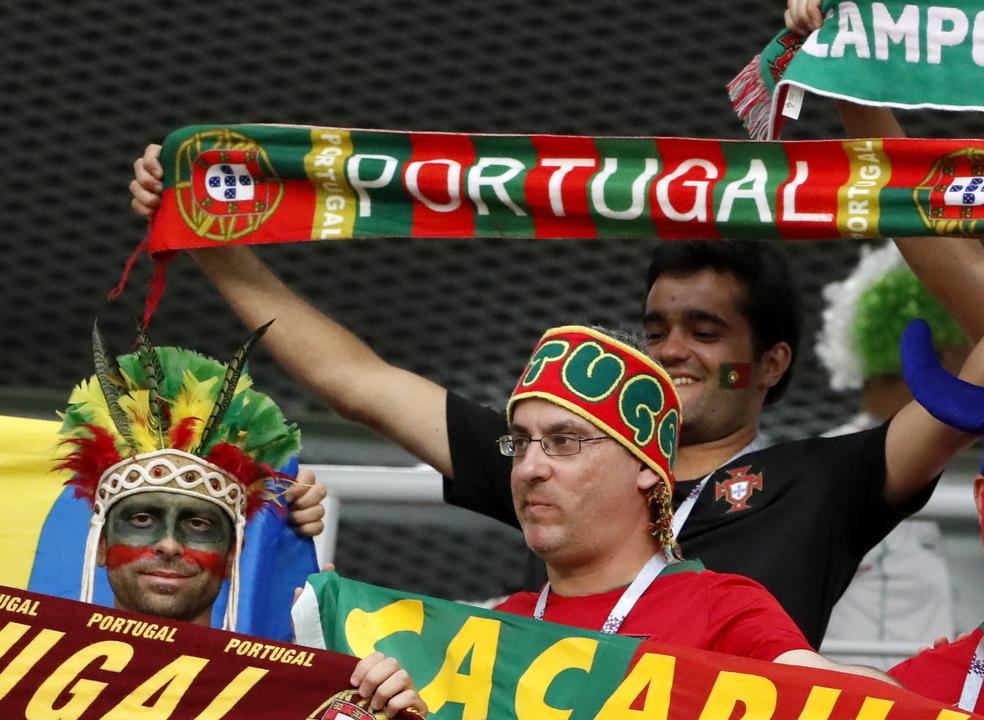 Portugal 1-0 Irão: Ronaldo falha grande penalidade