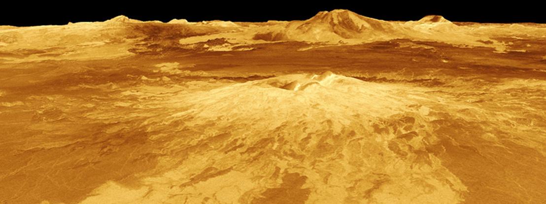 """Vénus: o """"gémeo"""" que pode ter respostas sobre o futuro da Terra"""