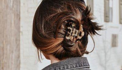 Estão de volta as famosas molas de cabelo!