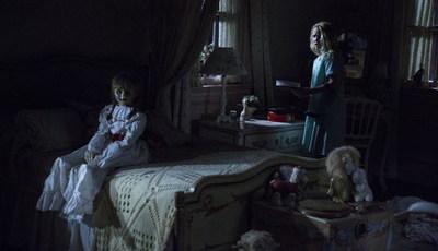 """Annabelle"": Patrick Wilson e Vera Farmiga regressam à saga de terror"