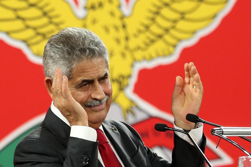 Benfica pagou mais de 30 ME em comissões no último ano