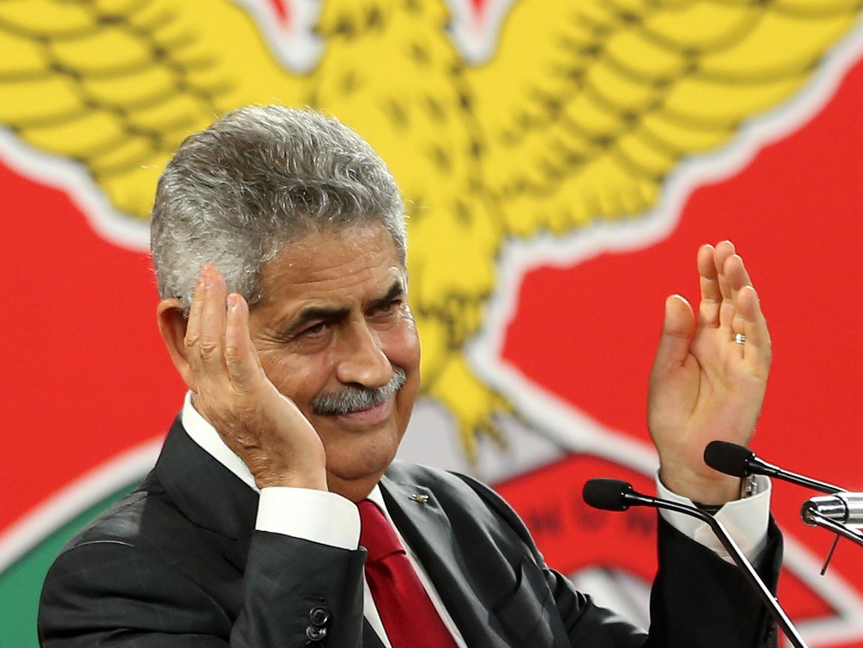 Vieira pede apoio dos sócios do Benfica para fazer história com o 'tetra'