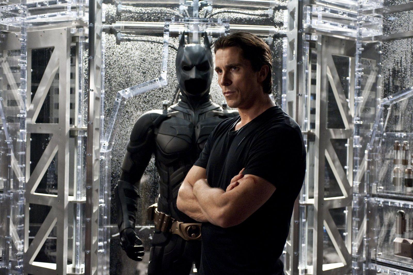 """Hollywood queria outro """"Batman"""" com Christopher Nolan, revela Christian Bale"""