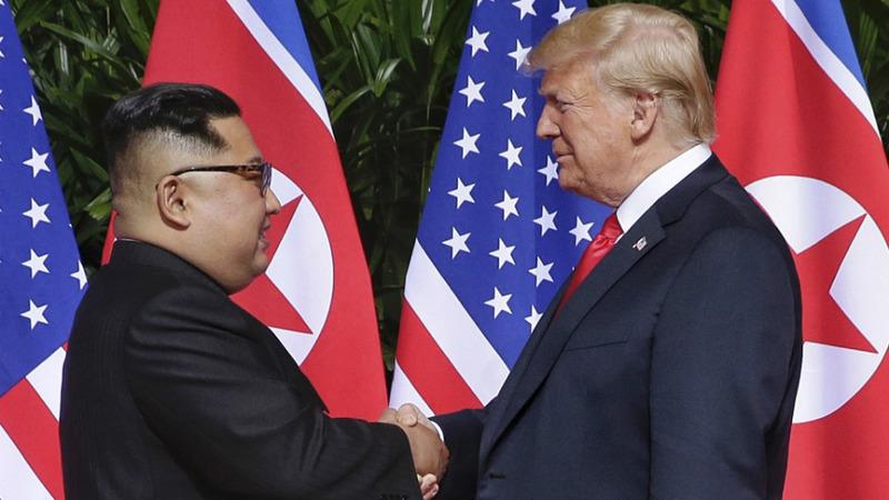 Trump pondera abrir representação diplomática na Coreia do Norte