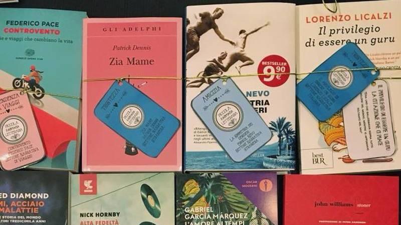 Para grandes males, grandes obras. A Pequena Farmácia Literária em Itália prescreve livros para o bem-estar