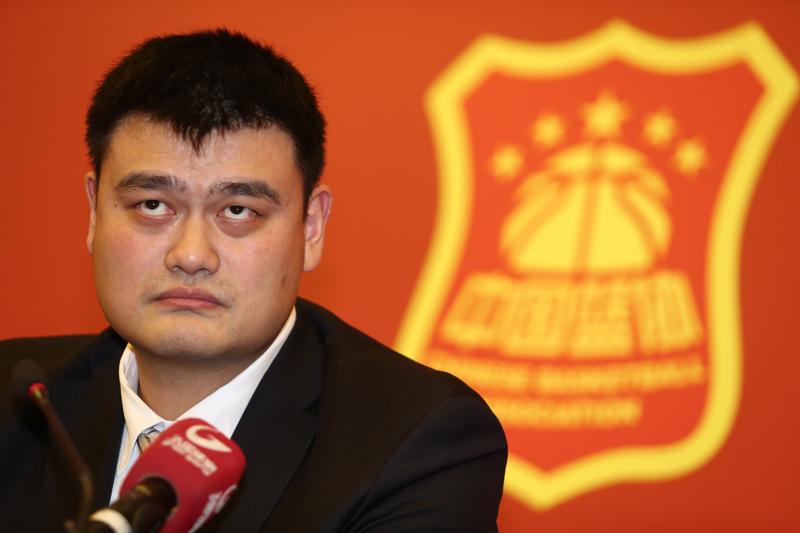 Antiga estrela da NBA quer a reforma urgente do basquetebol na China