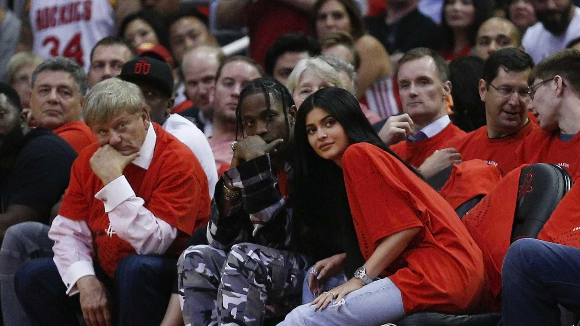 Kylie Jennercasou em segredo? A enigmática resposta de Kim Kardashian