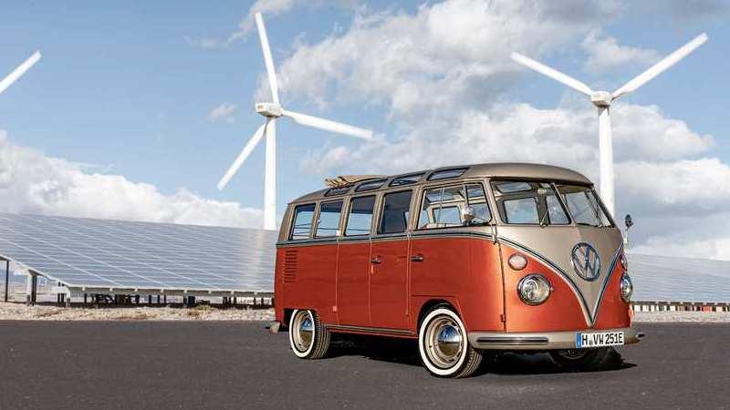 Volkswagen e-Bulli: Uma Pão de Forma em modo elétrico