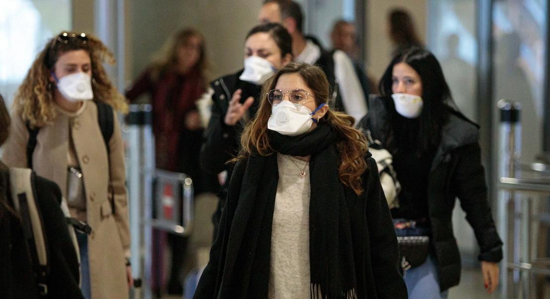 Há um segundo português no estrangeiro infetado com coronavírus