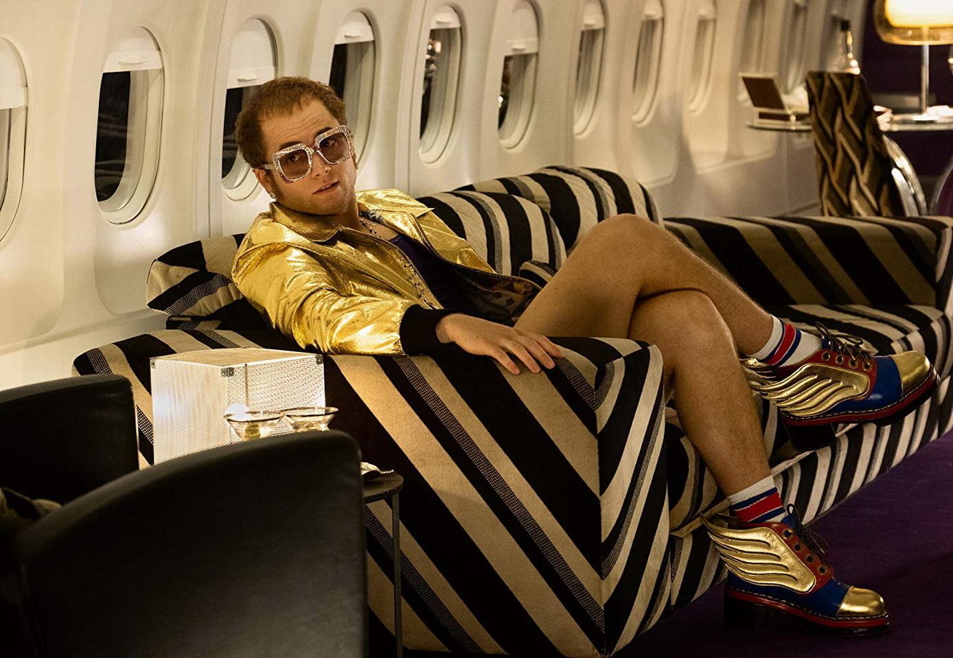"""""""Rocketman"""": cena gay pode ser cortada de filme sobre Elton John?"""
