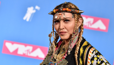 Secretismo total: Madonna grava novo videoclip em Sintra