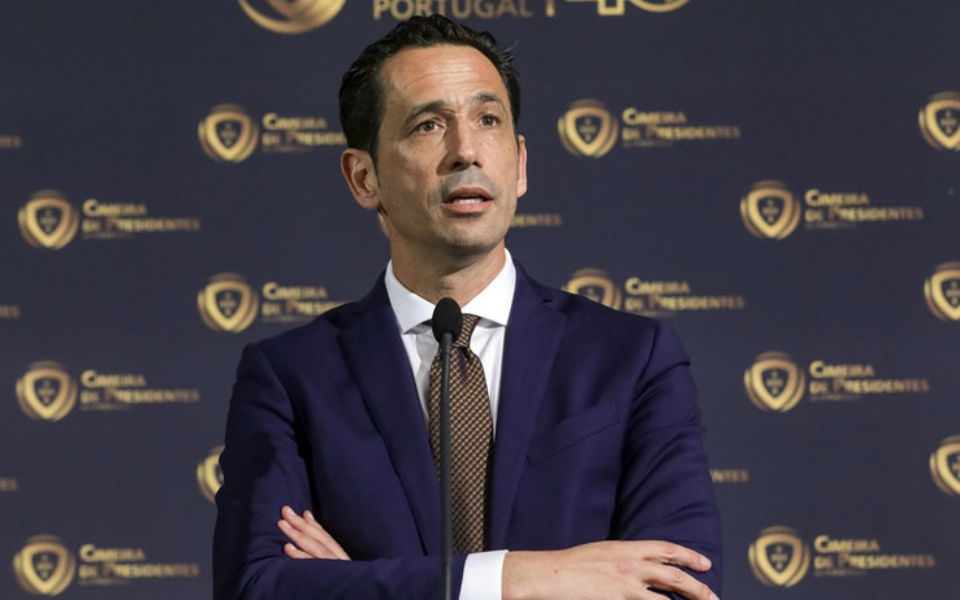 Pedro Proença acredita numa 'final four' da Taça da Liga sem incidentes