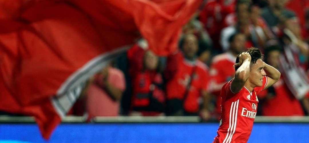 Liga dos Campeões: SL Benfica entra em prova com 43,5 milhões de euros nos 'cofres'