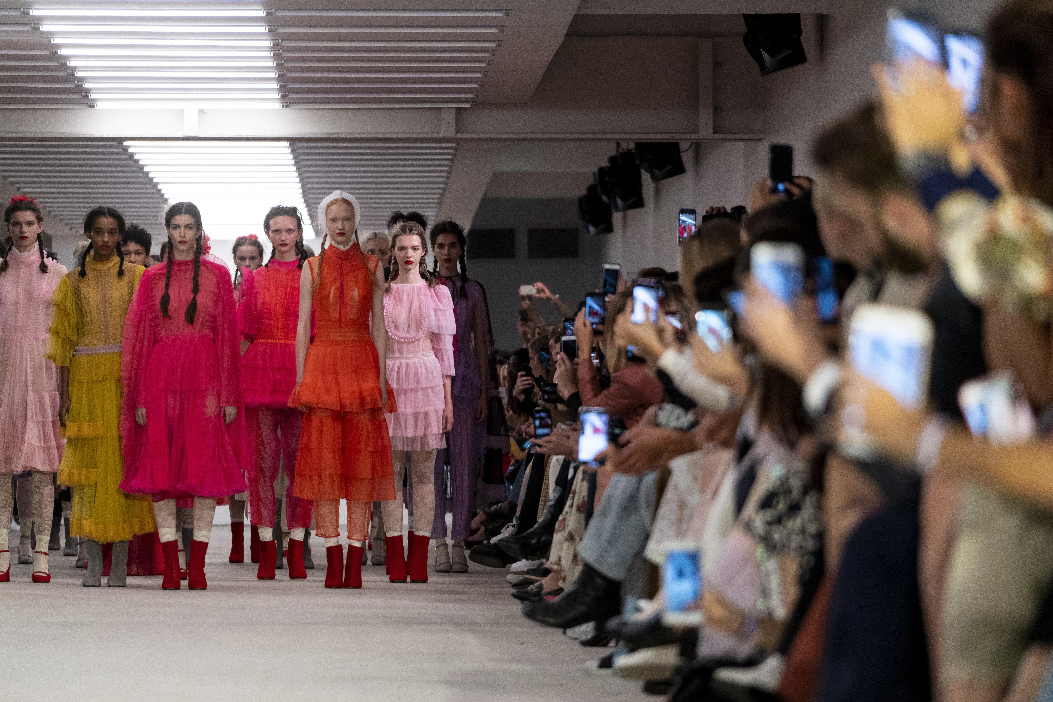 Semana da Moda de Londres começa sob o fantasma do Brexit