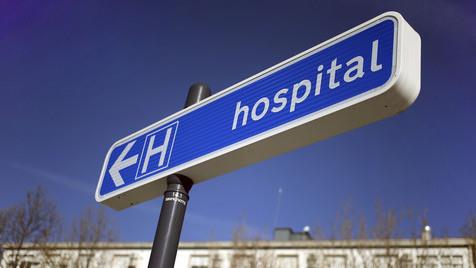 Há algo de singularmente belo nos hospitais...