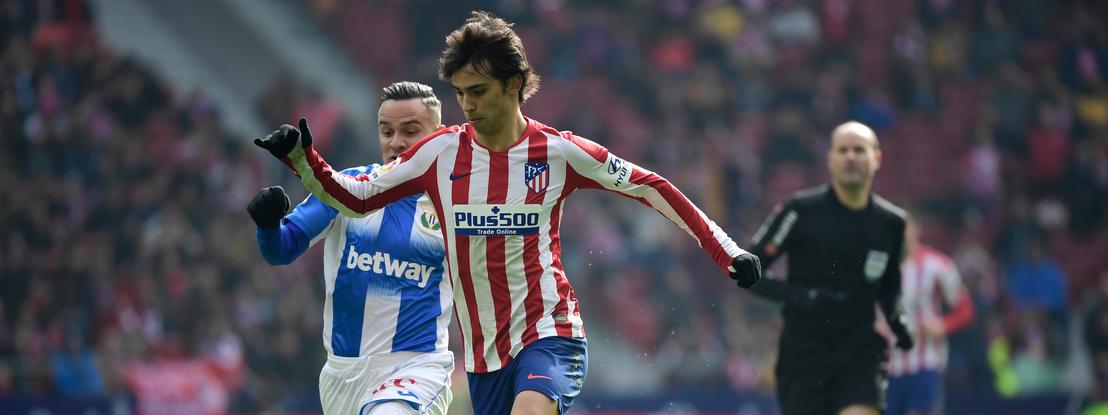 Atlético de Madrid empata e vê Sevilha fugir no terceiro lugar