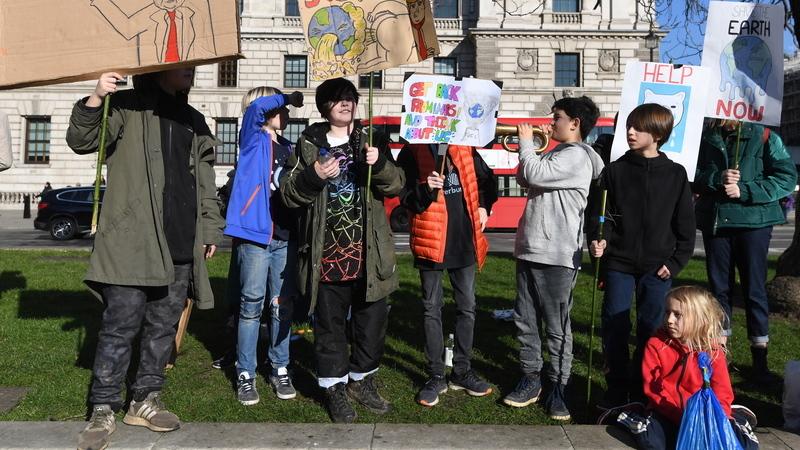 Sociedade civil junta-se aos estudantes pela greve climática e subscreve manifesto