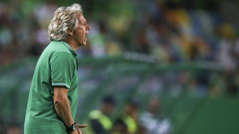 Four Four Two: Jorge Jesus considerado o 10º melhor treinador do mundo