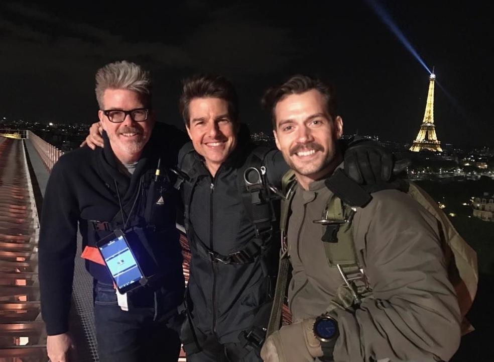 """Realizador de """"Missão Impossível"""" revela: """"Não quero ser a pessoa que mata Tom Cruise"""""""