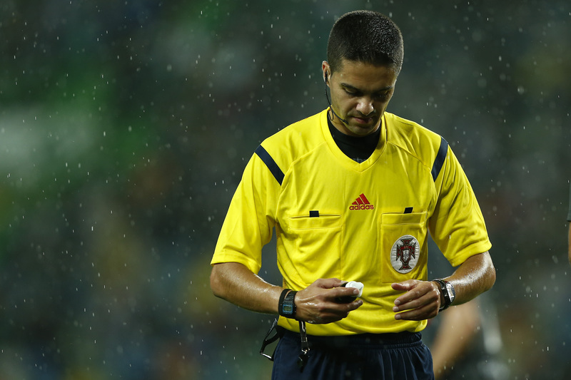 Resultados combinados. APAF sai em defesa do árbitro Hélder Malheiro