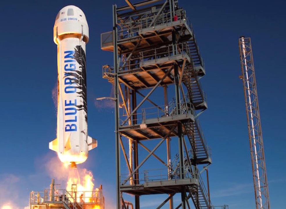 """Hoje é dia de """"corrida espacial"""": quatro foguetões vão ser lançados no espaço"""