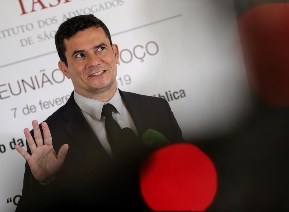 """Sergio Moro responde a José Sócrates: """"Não debato com criminosos pela televisão"""""""