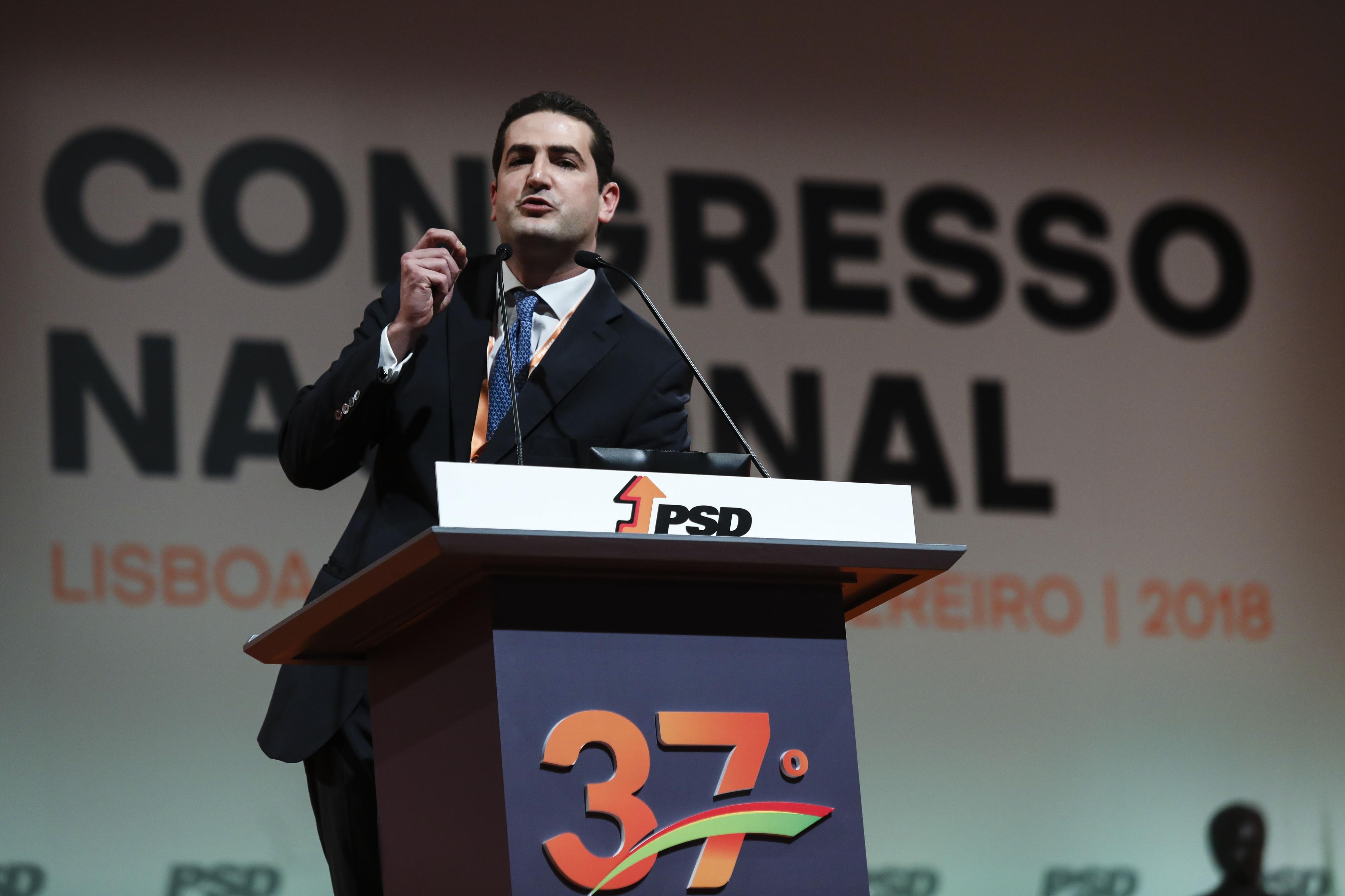 Hugo Soares defende referendo sobre eutanásia